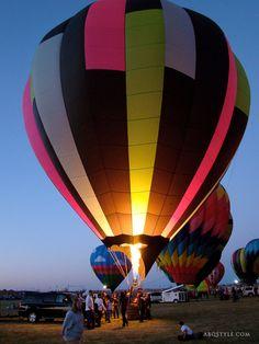 Albuquerque Balloon Fiesta Photos