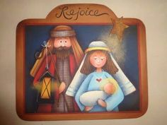 Christmas Jesus, Christmas Nativity, Christmas Past, Christmas Crafts, Xmas, Christmas Ornaments, Christmas Ideas, Pintura Country, Light Bulb Crafts