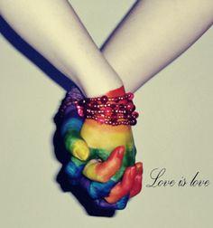 love is love. #LGBTQ #SameLove