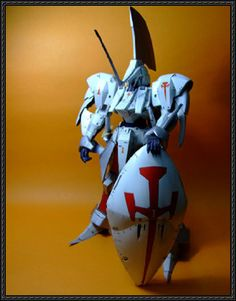 Five Star Stories - LED Mirage Ver.2 Free Papercraft Download - http://www.papercraftsquare.com/five-star-stories-led-mirage-ver-2-free-papercraft-download.html