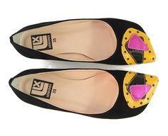 TECH - Louloux - Sapatos Colecionáveis