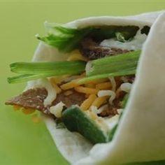 Beef and Swiss Wrap - Allrecipes.com