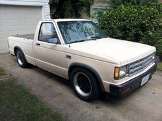 Here are pics of my first gen. Chevy S10, Chevy Pickup Trucks, Chevy Pickups, Chevy Silverado, Chevy Trucks, Small Trucks, Mini Trucks, S10 Truck, S10 Pickup