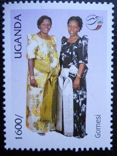 Gomesi Uganda