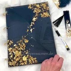 Epoxy Resin Art, Diy Resin Art, Diy Resin Crafts, Diy Crafts Hacks, Acrylic Resin, Diy Arts And Crafts, Paper Crafts, Diy Resin Projects, Resin Tutorial