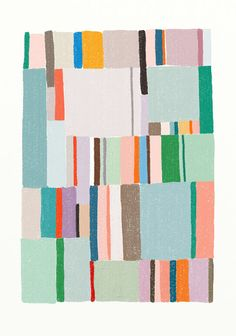 Ophelia Pang: The colors just like it that way