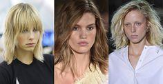 Tendance coiffure de l'été 2017 : les cheveux wavy façon surf girl, messy coiffé décoiffé