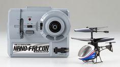 Nano Falcon RC Helicopter