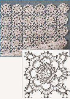 Tecendo Artes em Crochet: Squares Fofos para Criar Peças Lindas e com Gráficos!