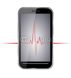Vektor: smartphone energy