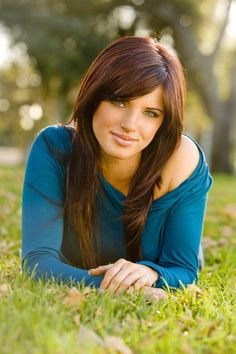 rachele brooke smith pictures | Image of Rachele Brooke Smith - Screened. Love the hair color!