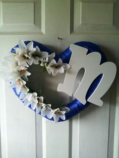 Door reef for my momma i made