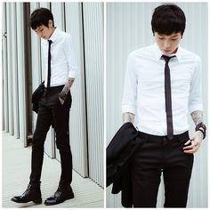 #fashion #korean #men