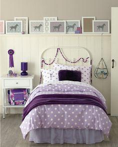 Open Weave Adjustable Linen Bedskirt Horse Bedroomskid