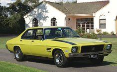 1972 Holden HQ SS 253 V8