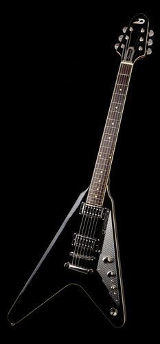 Duesenberg Guitars Rocket Black