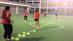 Mejorando la velocidad Agility Training, Speed Training, Agility Ladder Drills, Rugby Drills, High School Soccer, Pe Lessons, Netball, Kettlebell, Physical Education