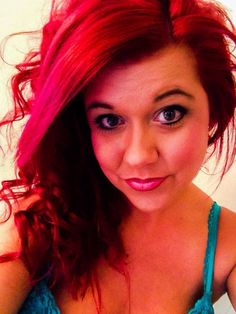 My red hair! :)