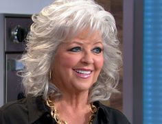 Paula Deen's Back of Hair | ... that they had decided not to renew paula deen s contract at the end