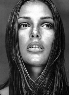 pinterest.com/fra411 #face - Michael Thompson - Bridget Hall