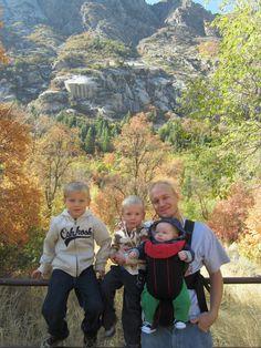 Enjoy Utah!: More Favorite Hikes