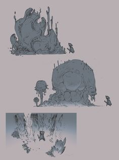 ArtStation - Hob Environments & Miscellanea, Paul Richards