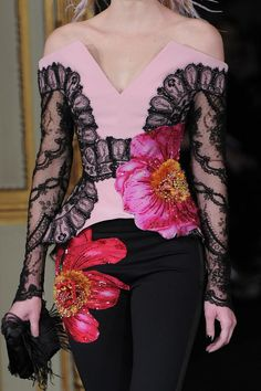 Alexis Mabille Haute Couture Spring 2015