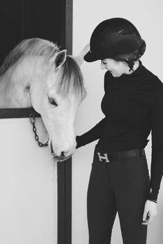 Pony moments Instagram @ninathornton