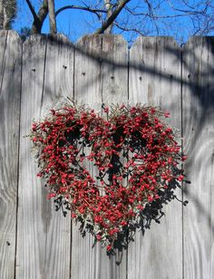Valentine Day Wreath Old Fashion Valentine