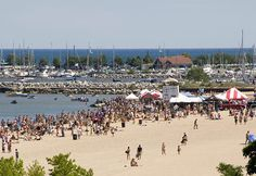 Five ocean-like beaches on Wisconsin's Great Lakes