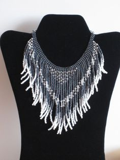 Native American style tribal fringed by MontanaTreasuresbyMJ, $55.00