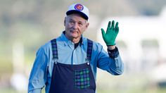 #goodfood Bill Murray Crashes Brooklyn Restaurant Opening to Everyone's Delight #foodie