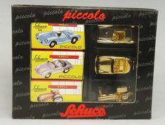 Schuco Piccolo Set Weihnachten 1998. #modellautos #schuco