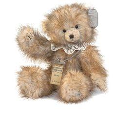 Suki Teddy Bear Mia - Silver Tag Bear - Collection 4
