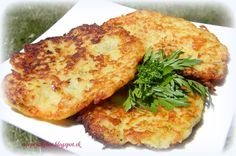 NapadyNavody.sk | Zbierka 15 najlepších receptov s cuketou, z ktorých si určite vyberiete Czech Recipes, My Recipes, Cooking Recipes, Ethnic Recipes, Zucchini Puffer, Hungarian Recipes, Food 52, Salmon Burgers, Baked Potato