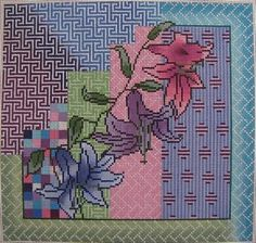 Pocket Full of Stitches: Requested - Medium to Large Florals