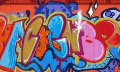 Graffiti Hackenbroich - Foto: S.Hopp