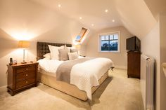 Housing - Collins, Brennan and Assosiates New England Style, England Fashion, Style Inspiration, Bed, House, Furniture, Home Decor, Decoration Home, Stream Bed