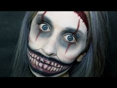 AHS FREAKSHOW: TWISTY the CLOWN Makeup Tutorial - YouTube