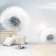 This domain fototapeten-shop. Small Living Room Furniture, Living Room Furniture Arrangement, Small Living Rooms, Secret Rooms, Window Design, Home Wall Decor, Interior Inspiration, Wall Murals, Interior Design