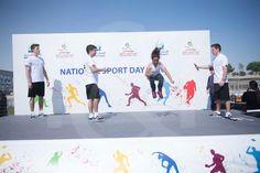 Journée Nationale du Sport à Doha | Evénementiel | Agence artistique | Agence de spectacle