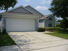 Beautiful Rental Villa with private pool in Davenport, Florida