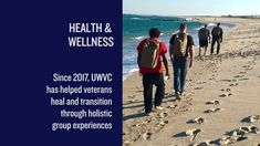 UWVC - Health and Wellness - feat. GoRuck Health And Wellness, Healing, Beach, Water, Outdoor, Gripe Water, Outdoors, Health Fitness, Seaside