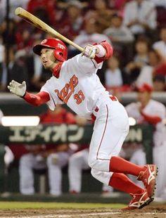 Ryosuke Kikuchi (Hiroshima Toyo Carp)