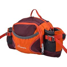 262a92add0ab Mountaintop Waterproof Waist Bag Fanny Pack for Sports and Leisure - BUM BAG