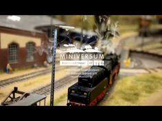 MINIVERSUM- vasútmodell kiállítás, budapesti program, gyerekprogram, családi program