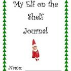 This writing journal will be a great addition to any classroom!  Purchase an elf on the shelf and get started today.  Students will enjoy writing a...