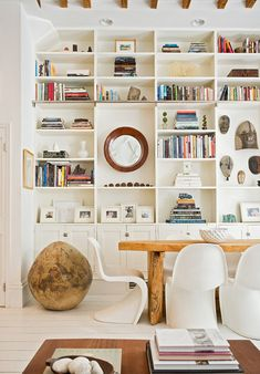 Simplified Bee®: Tips on Styling a Bookcase Like an Interior Designer