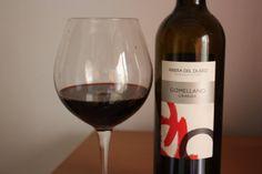 2006 Crianza Gomellano from Ribera del Duero. Excellent but truly a very nice wine....