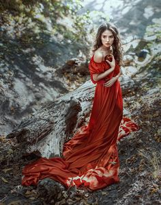 Lady in Red by Irina Dzhul - Photo 138612877 - 500px